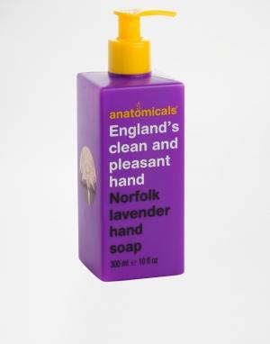Мыло для рук с ароматом норфолкской лаванды Englands Clean And Pleasant Hand Anatomicals