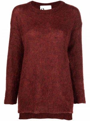 Long-sleeved mohair sweater 8pm. Цвет: красный