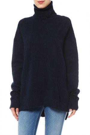 Пуловер Tommy Jeans. Цвет: 002, black iris