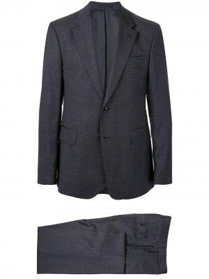 Строгий костюм Cerruti 1881. Цвет: серый