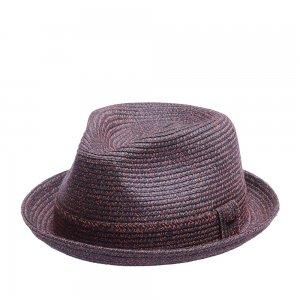 Шляпа хомбург BAILEY. Цвет: фиолетовый