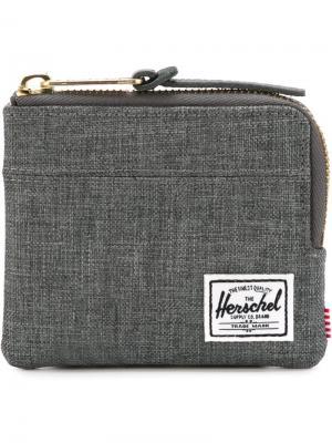 Кошельки и визитницы Herschel Supply Co.. Цвет: зелёный