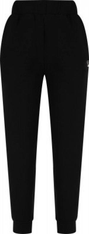 Брюки женские , размер 44 FILA. Цвет: черный