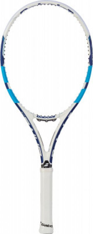 Ракетка для большого тенниса PURE DRIVE LITE WIM Babolat. Цвет: белый