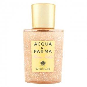 Мерцающее масло для тела Rosa Nobile Acqua di Parma. Цвет: бесцветный