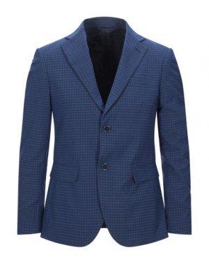 Пиджак MARCIANO. Цвет: синий