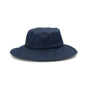 Шляпа La Redoute. Цвет: синий