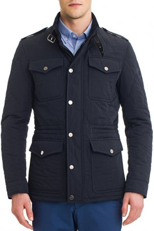Куртка Galvanni. Цвет: navy