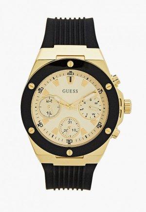 Часы Guess GW0030L2. Цвет: черный
