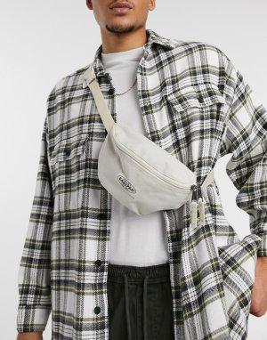 Светло-бежевая сумка-кошелек на пояс Springer-Neutral Eastpak