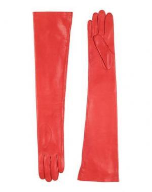 Перчатки GILMAR. Цвет: красный