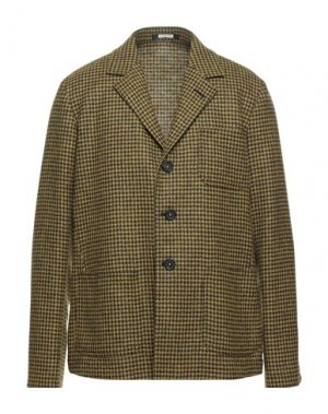Пиджак MASSIMO ALBA. Цвет: кислотно-зеленый