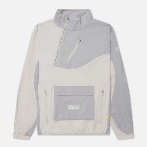Мужская куртка анорак Range Pullover Dime. Цвет: серый