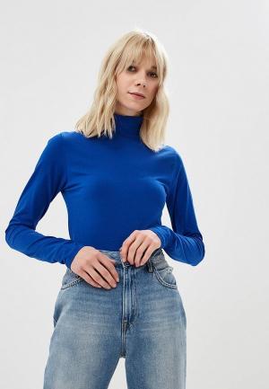 Водолазка Calvin Klein. Цвет: синий