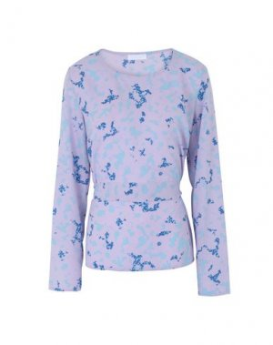 Блузка 2ND DAY. Цвет: светло-фиолетовый