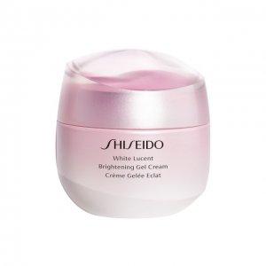 Гель-крем, выравнивающий тон кожи White Lucent Shiseido. Цвет: бесцветный