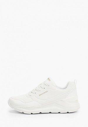 Кроссовки Skechers ROVINA. Цвет: белый