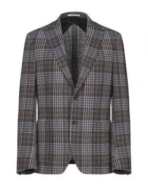 Пиджак VAN GILS. Цвет: лазурный