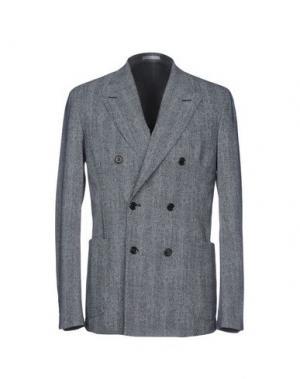 Пиджак TRAIANO. Цвет: серый