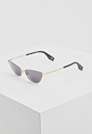 Очки солнцезащитные Marc Jacobs 369/S 807. Цвет: золотой