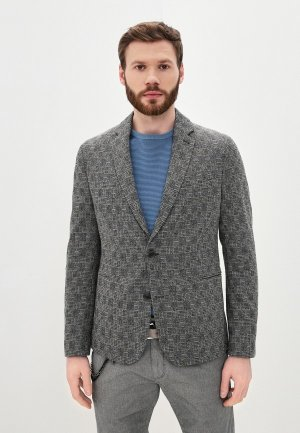 Пиджак Drykorn HURLEY. Цвет: серый