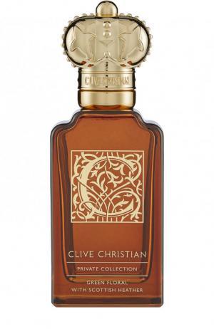 Духи C Green Floral Feminine Clive Christian. Цвет: бесцветный