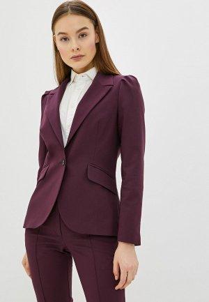 Пиджак Gregory. Цвет: фиолетовый