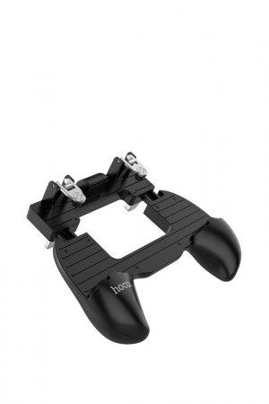 Игровой контроллер смартфон Hoco. Цвет: черный