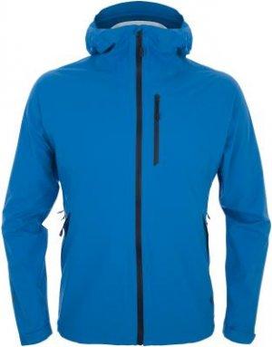 Куртка мембранная женская Stretch Ozonic, размер 48 Mountain Hardwear. Цвет: голубой