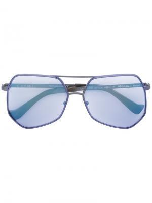 Солнцезащитные очки Megalast Grey Ant. Цвет: серый