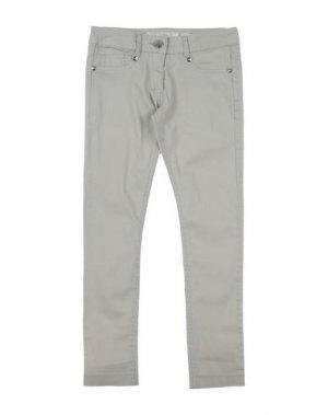 Джинсовые брюки ELSY. Цвет: светло-серый