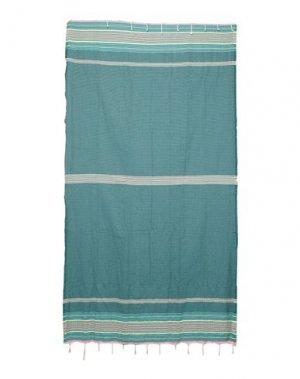 Пляжное полотенце VERDISSIMA. Цвет: цвет морской волны