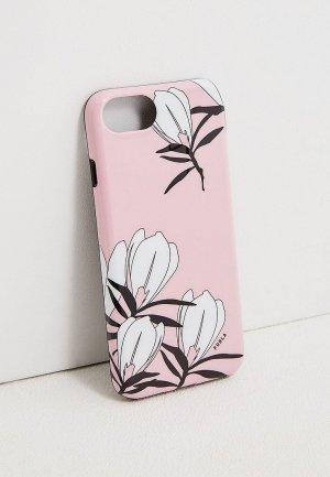 Чехол для iPhone Furla 6/7/8. Цвет: розовый