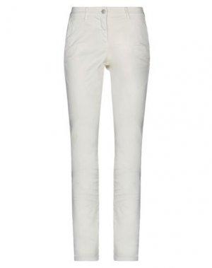 Повседневные брюки DONNAVVENTURA by ALVIERO MARTINI 1a CLASSE. Цвет: бежевый