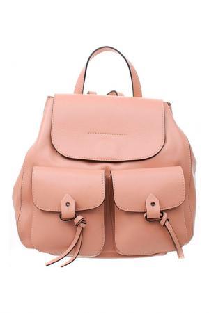 Сумка-рюкзак Gianni Chiarini. Цвет: бежевый