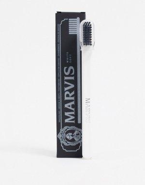 Зубная щетка с мягкой щетиной -Бесцветный Marvis