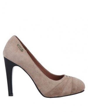 Туфли GAUDÌ. Цвет: светло-коричневый