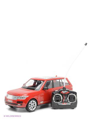 Машина Range Rover KAISER. Цвет: красный, черный