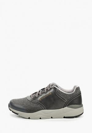 Кроссовки Skechers RECENT- ANEGO. Цвет: серый