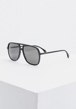 Очки солнцезащитные Gucci GG0545S 001. Цвет: черный