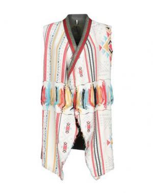 Легкое пальто ALESSANDRA CHAMONIX. Цвет: слоновая кость