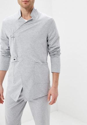 Пиджак DuckyStyle. Цвет: серый