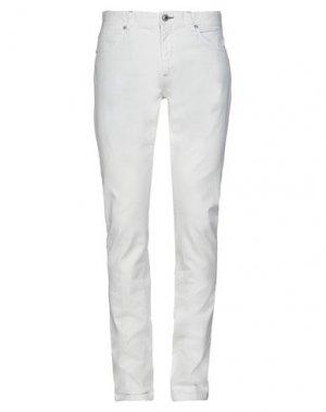 Джинсовые брюки AT.P.CO. Цвет: белый