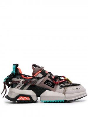 Кроссовки Trend Li-Ning. Цвет: серый