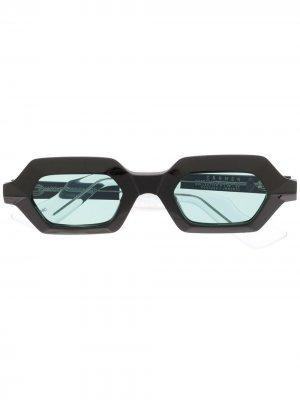 Солнцезащитные очки Carmen Jacques Marie Mage. Цвет: черный