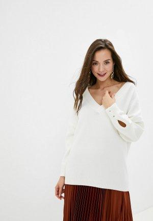 Пуловер Love Republic Exclusive online. Цвет: белый