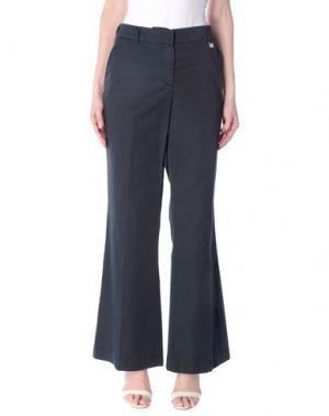 Повседневные брюки HENRY COTTON'S. Цвет: стальной серый