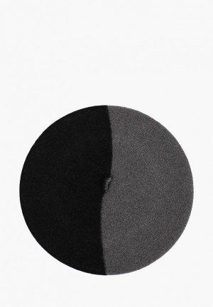 Берет Le Beret Francais. Цвет: серый