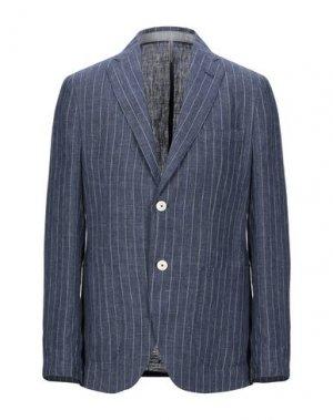 Пиджак SEVENTY SERGIO TEGON. Цвет: синий
