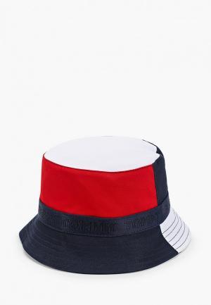 Панама Tommy Hilfiger. Цвет: разноцветный